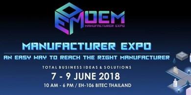 OEM Manufacturer Expo, Bitec Bangna