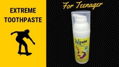 Extreme Toothpaste for Teenage