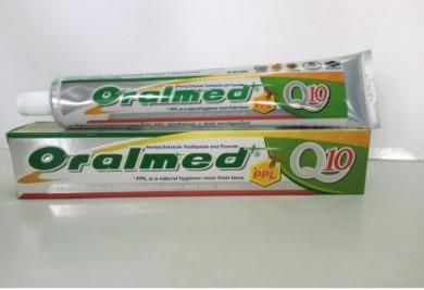 Oralmed PPL Q10 Toothpaste : ออรัลเมด พีพีแอล คิวเทน
