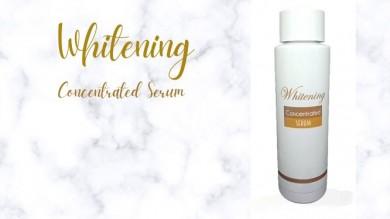 Concentrated Serum ( Whitening) : เซรั่มเข้มข้น ไวท์เทนนิ่ง